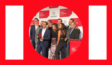 BIG NEWS. WE WON AGENCY OF THE DECADE AT THE EFFECTIVE MOBILE MARKETING AWARDS 2019