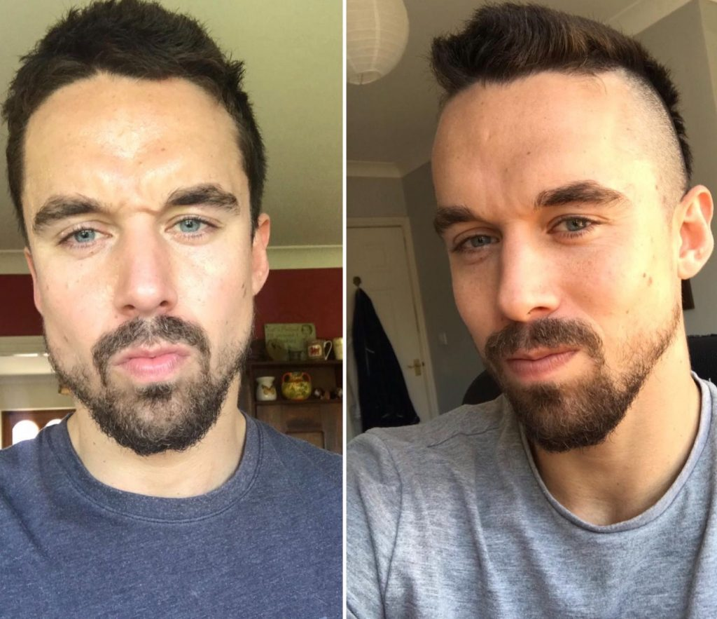 Training and Transformation: A week working from home with Max Morgans photo